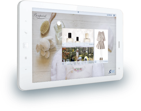 Cegid Retail Development Tablet