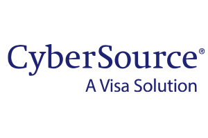 Partner logo - CyberSource