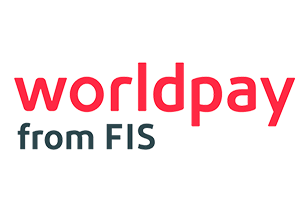 Partner logo - Worldpay from FIS