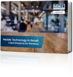 Mobile Technology in Retail: Cegid Shopping for Windows